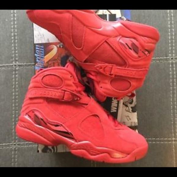 competitive price a829b ce570 Jordan 8 valentines NWT